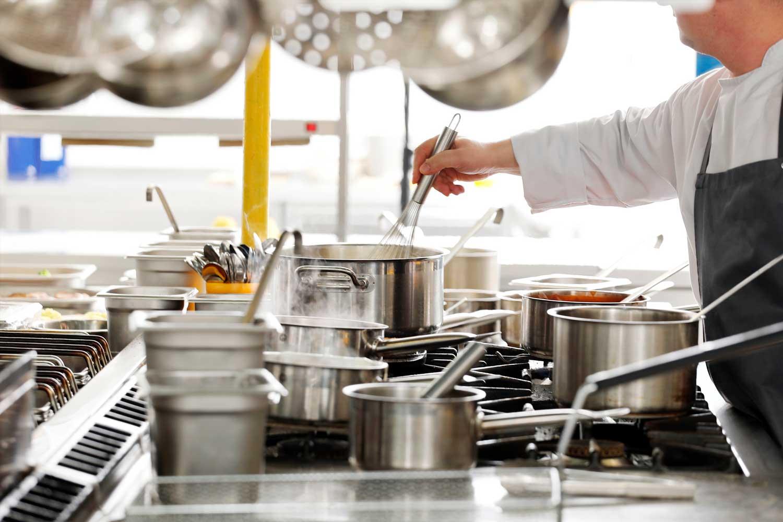 Restaurantes devem deixar Clientes visitar cozinha