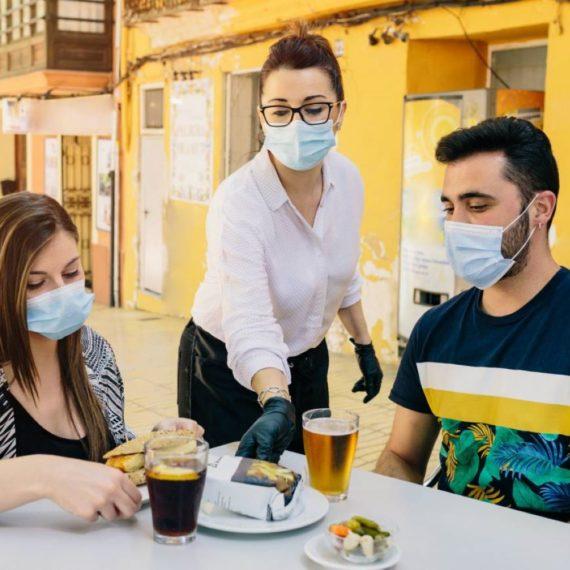 Adaptações e Procedimentos para a Reabertura Segura de Bares e Restaurantes