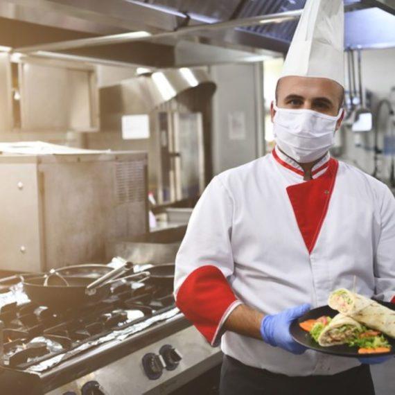 Boas Práticas para o Uso de Máscaras e Luvas Descartáveis nos Serviços de Alimentação