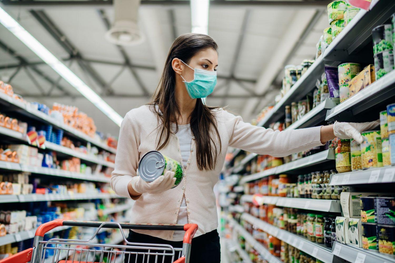 Recomendações para o Comércio Atacadista e Varejista de Alimentos durante Pandemia
